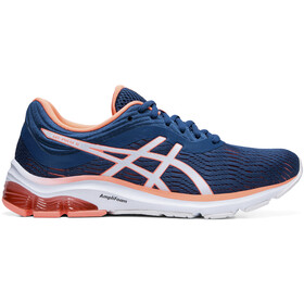 asics Gel-Pulse 11 Shoes Women mako blue/sun coral